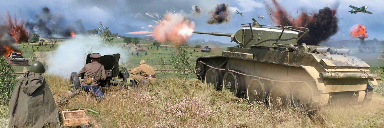 27-28 июня - Реконструкции начала боёв Великой Отечественной войны